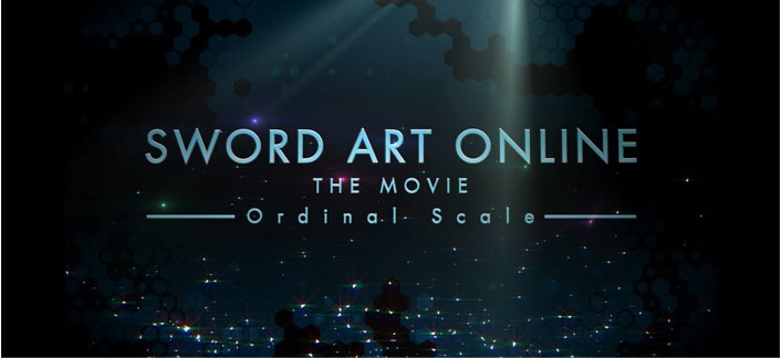 New 'Sword Art Online Movie: Ordinal Scale' Begins US Ticket Sales January 6; Screening One Night Only : Mobile & Apps