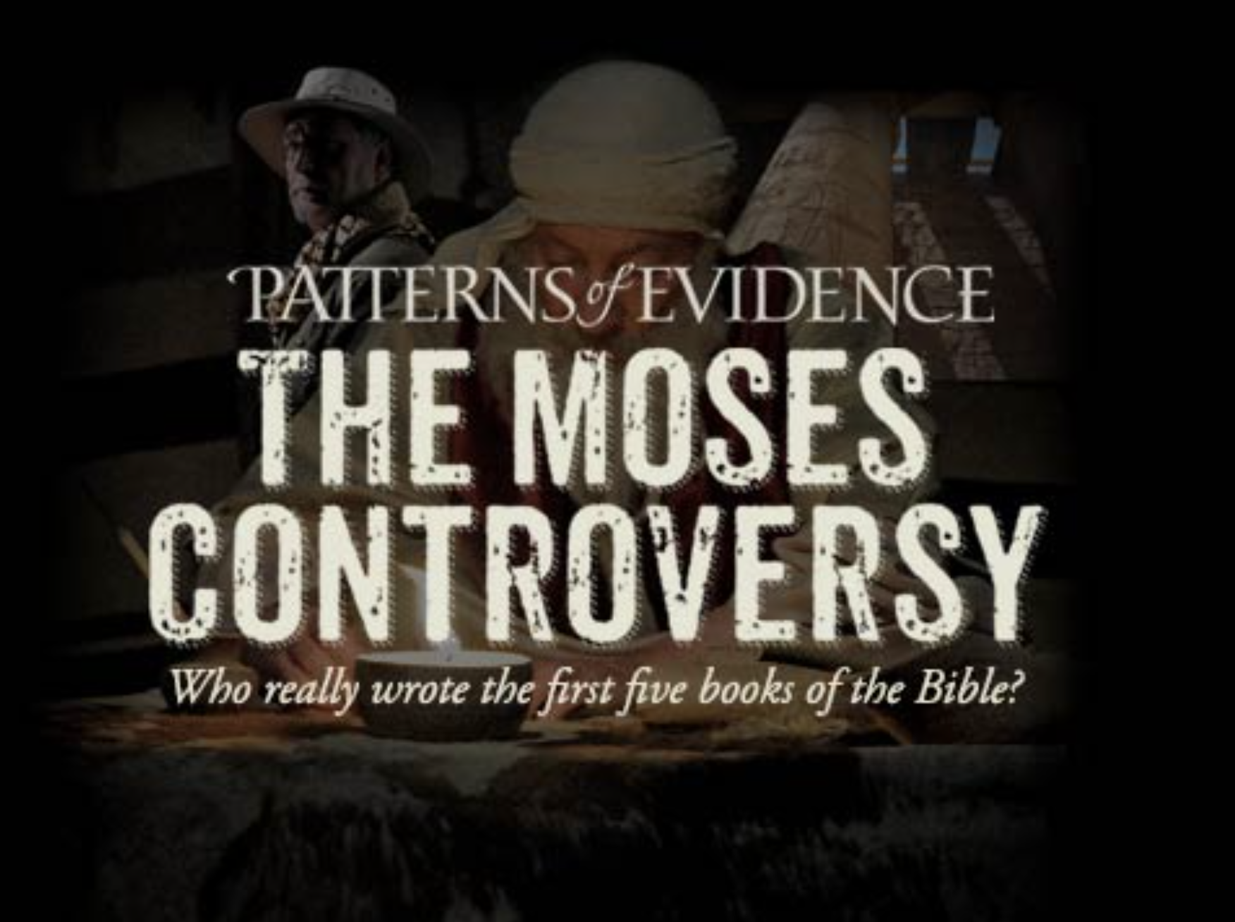 'Patterns of Evidence' film offers proof of Moses' authorship of Old Testament