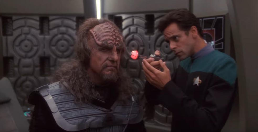 Exclusive: 'What We Left Behind' Clip Has the DS9 Cast Reflecting on the Grueling Makeup