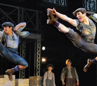 """Newsies\"" Stage Show to Hit the Big Screen in 2017"