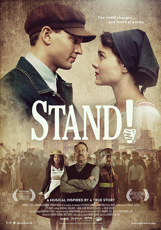 Stand! Movie Musical
