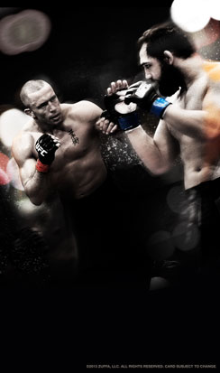 UFC 167: ST-PIERRE vs HENDRICKS LIVE