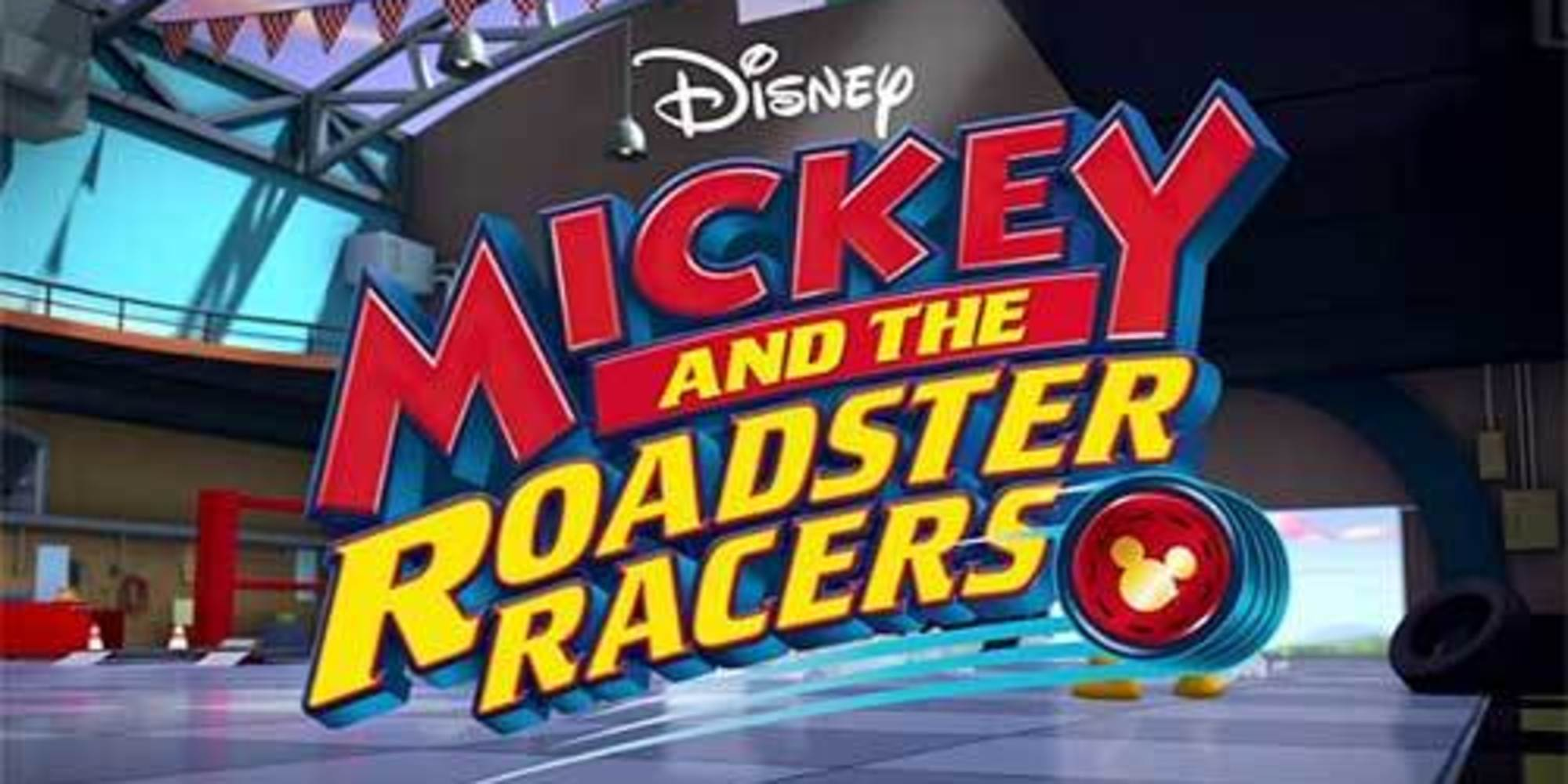 "New animated series, ""Mickey and the Roadster Racers"" to premiere at Fathom's ""Disney Junior at the Movies"" event this Saturday morning"