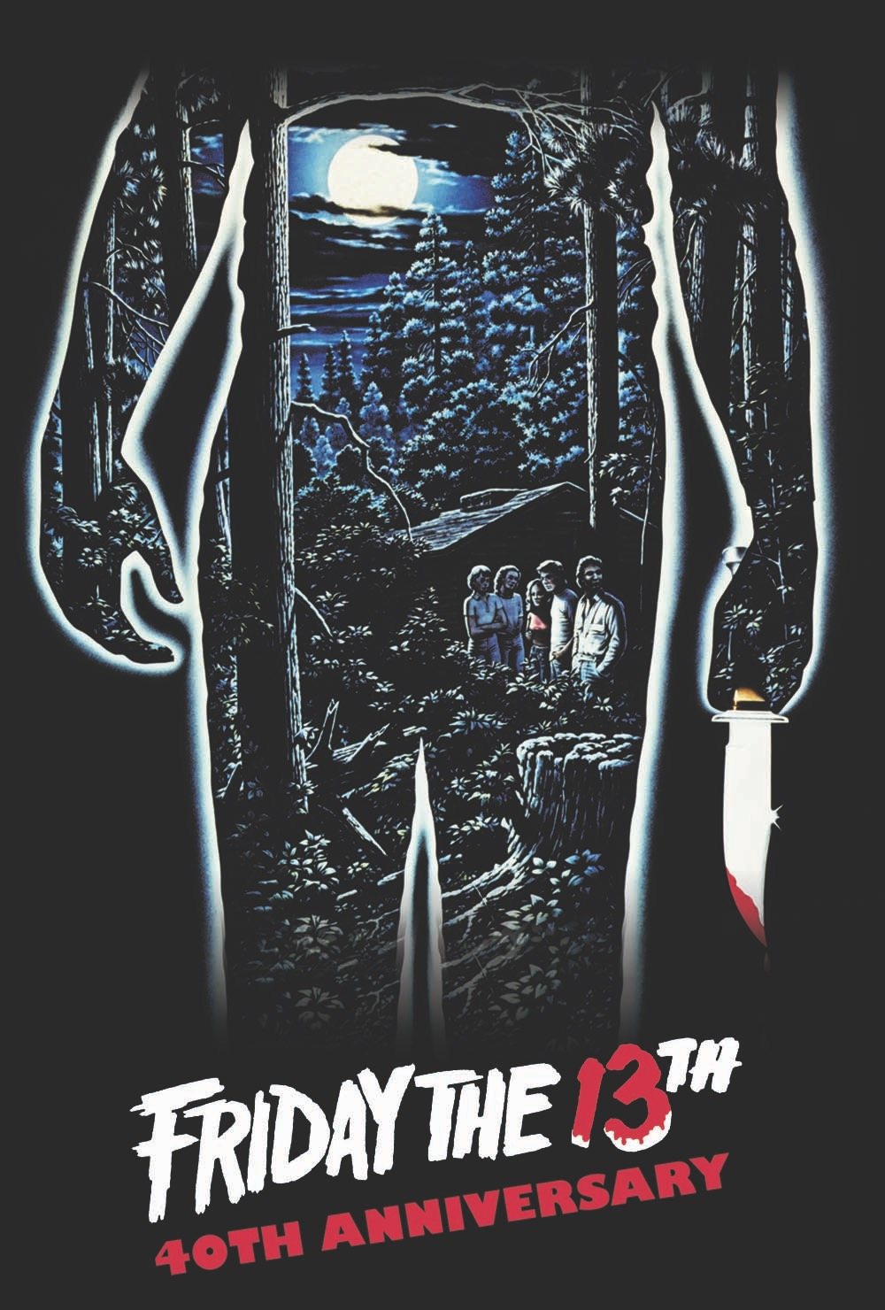 Friday the 13th 40th Anniversary