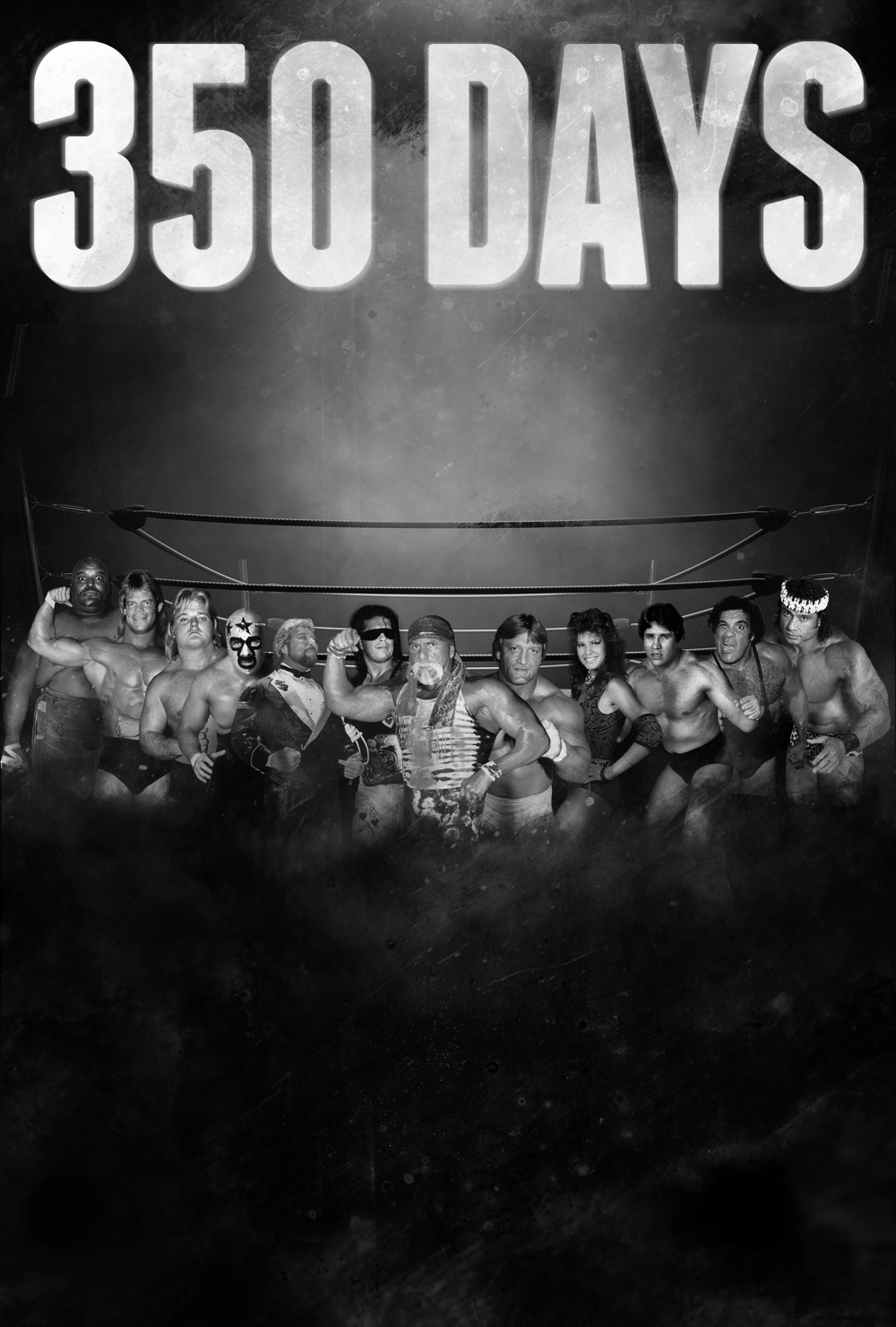 350 Days – Legends. Champions. Survivors.