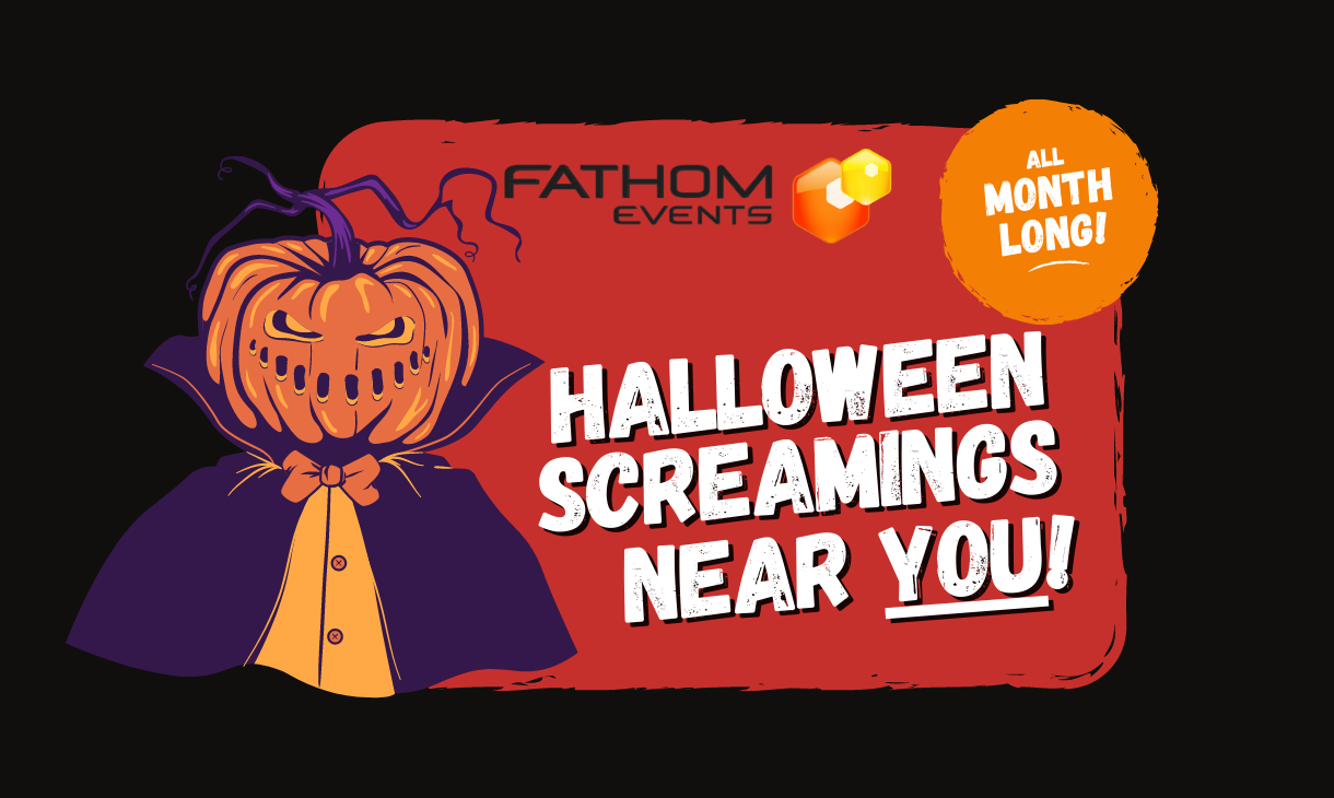 Fathom Events Halloween 2020 October Frightful Events | Fathom Events