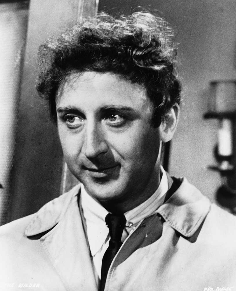 Gene Wilder in Mel Brooks' THE PRODUCERS (1968). Courtesy: Rialto Pictures/Studiocanal