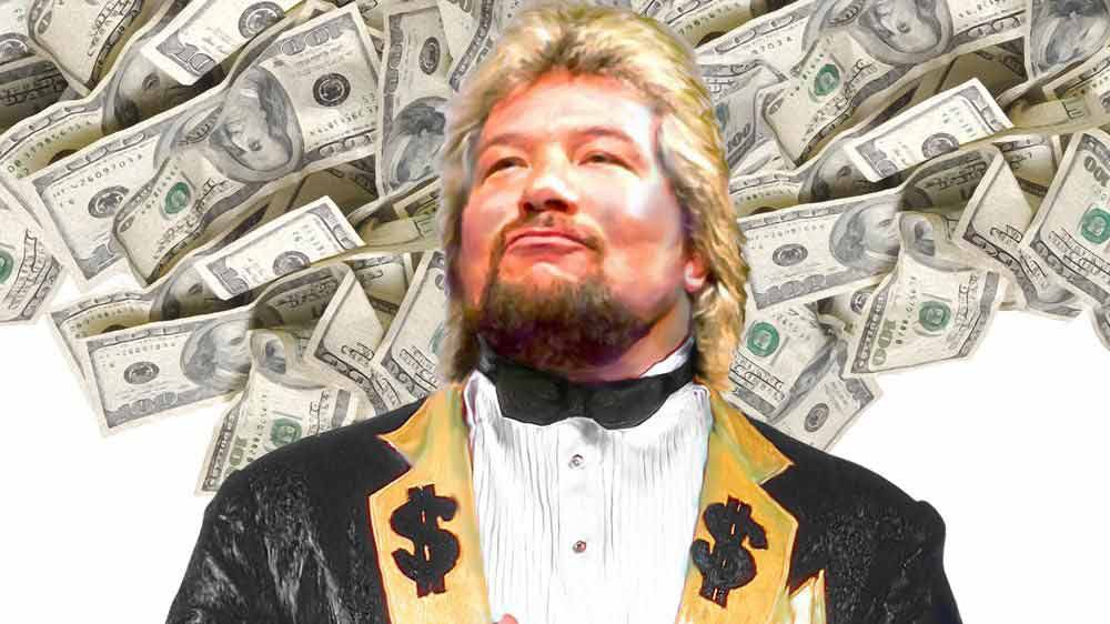 Million Dollar Man Ted DiBiase explores finding faith in 'The Price of Fame'
