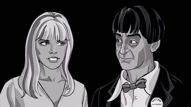 'Doctor Who' reanimated: See the long-lost first regeneration