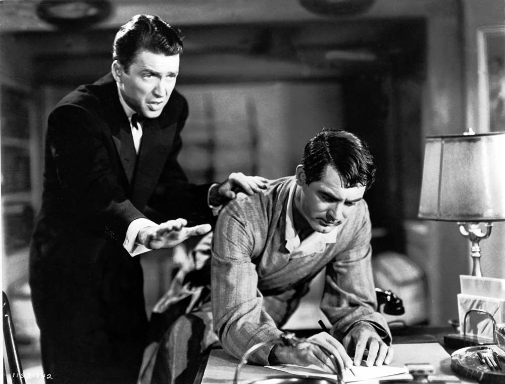 The Philadelphia Story ©1940, ©2018 Warner Bros. Entertainment, Inc. All Rights Reserved.