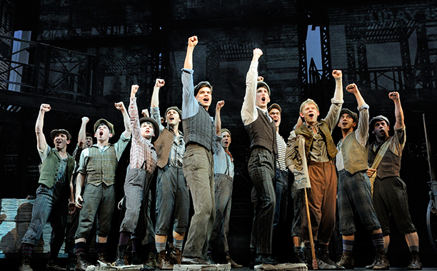 Newsies musical: Jeremy Jordan on returning to play Jack | EW.com