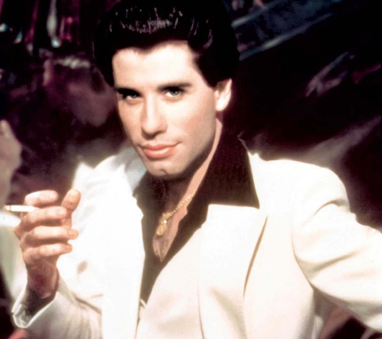 """Saturday Night Fever"" struts back into theaters"