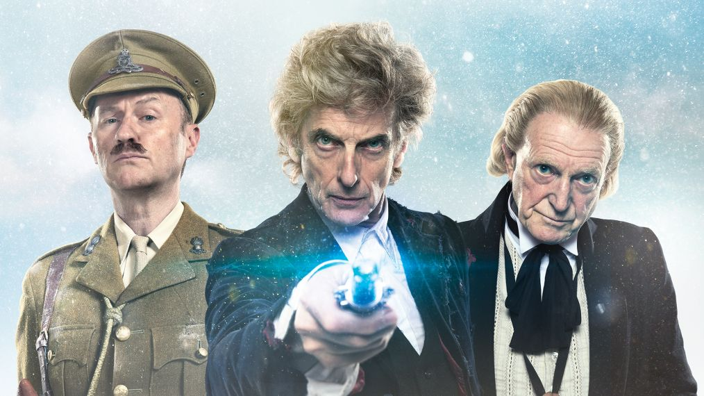 'Twice Upon a Time': Peter Capaldi's 'Doctor Who' Swan Song to Screen in Movie Theaters