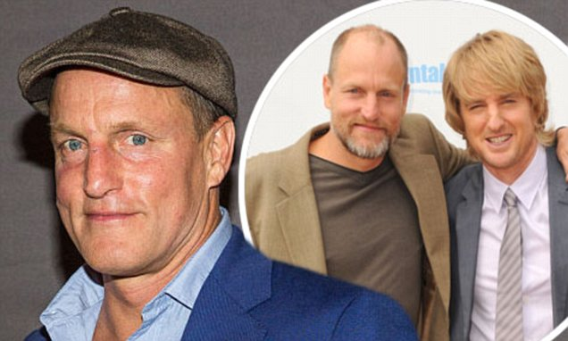 Woody Harrelson set to star in live movie 'Lost in London'  | Daily Mail Online