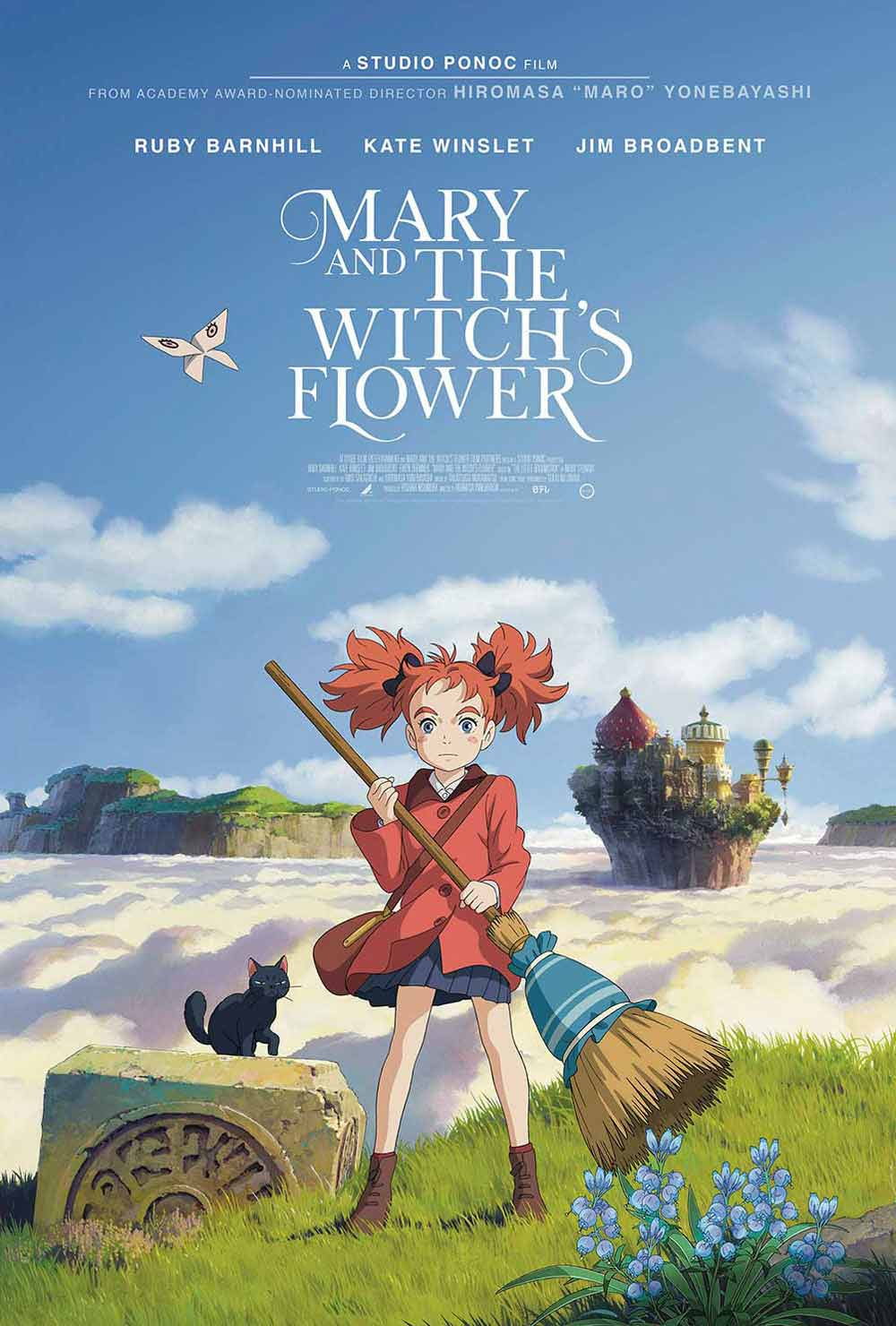 Mary and The Witch's Flower Premiere Event in Movie Theaters | Fathom Events