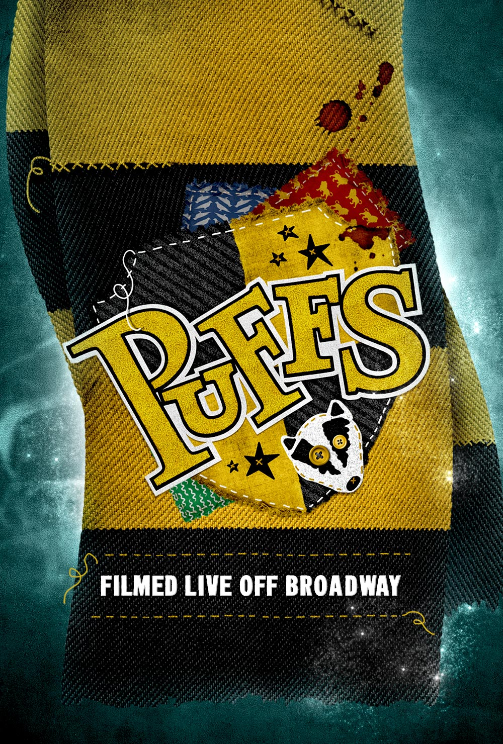 Puffs: Filmed Live Off Broadway