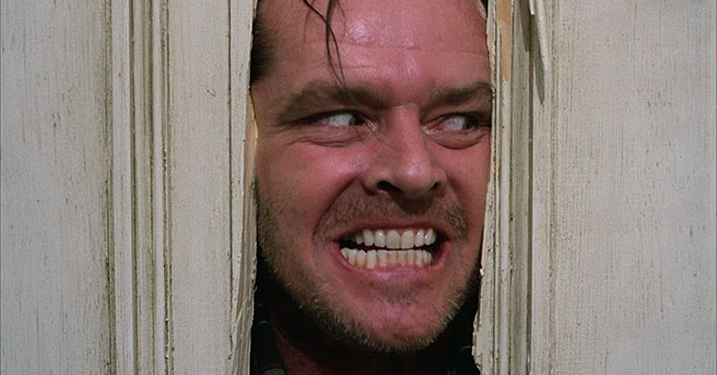 Here's Johnny! The Shining to return to theaters this October