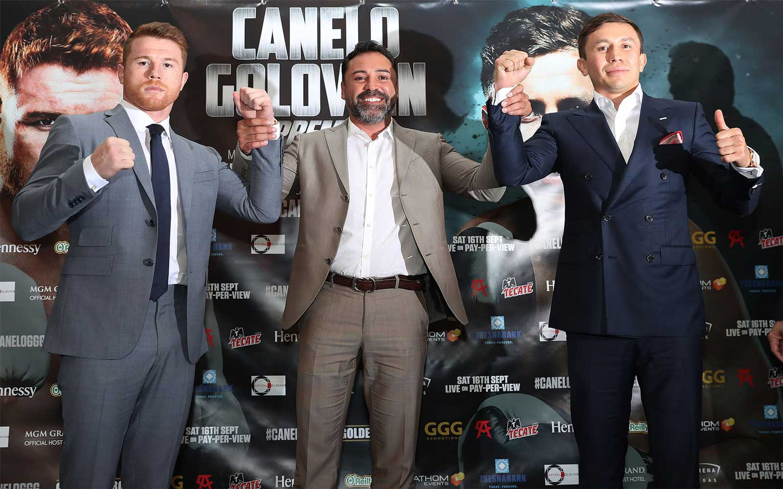 Canelo vs. GGG Supremacy