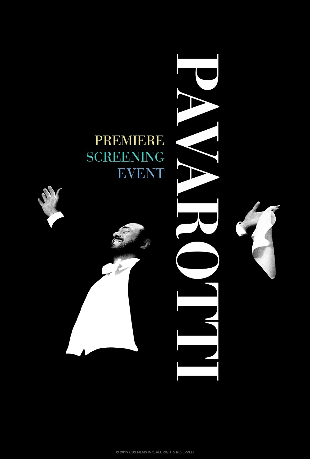 Pavarotti Premiere Screening Event