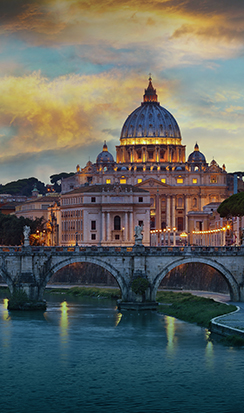 St. Peter's & The Papal Basilicas of Rome