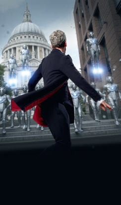 Doctor Who: Dark Water/Death in Heaven in 3D