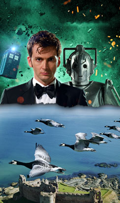 Doctor Who + Wings