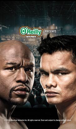 Mayweather vs. Maidana 2 Live