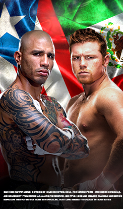 Cotto vs. Canelo Live