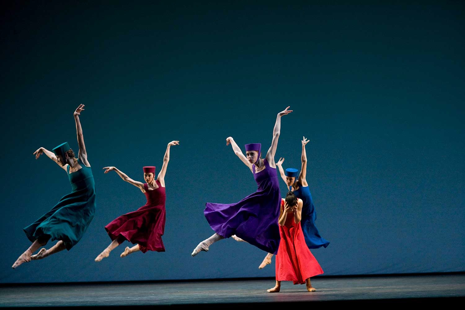 The Bolshoi Ballet's A Contemporary Evening. Photo Credit Damir Yusupov