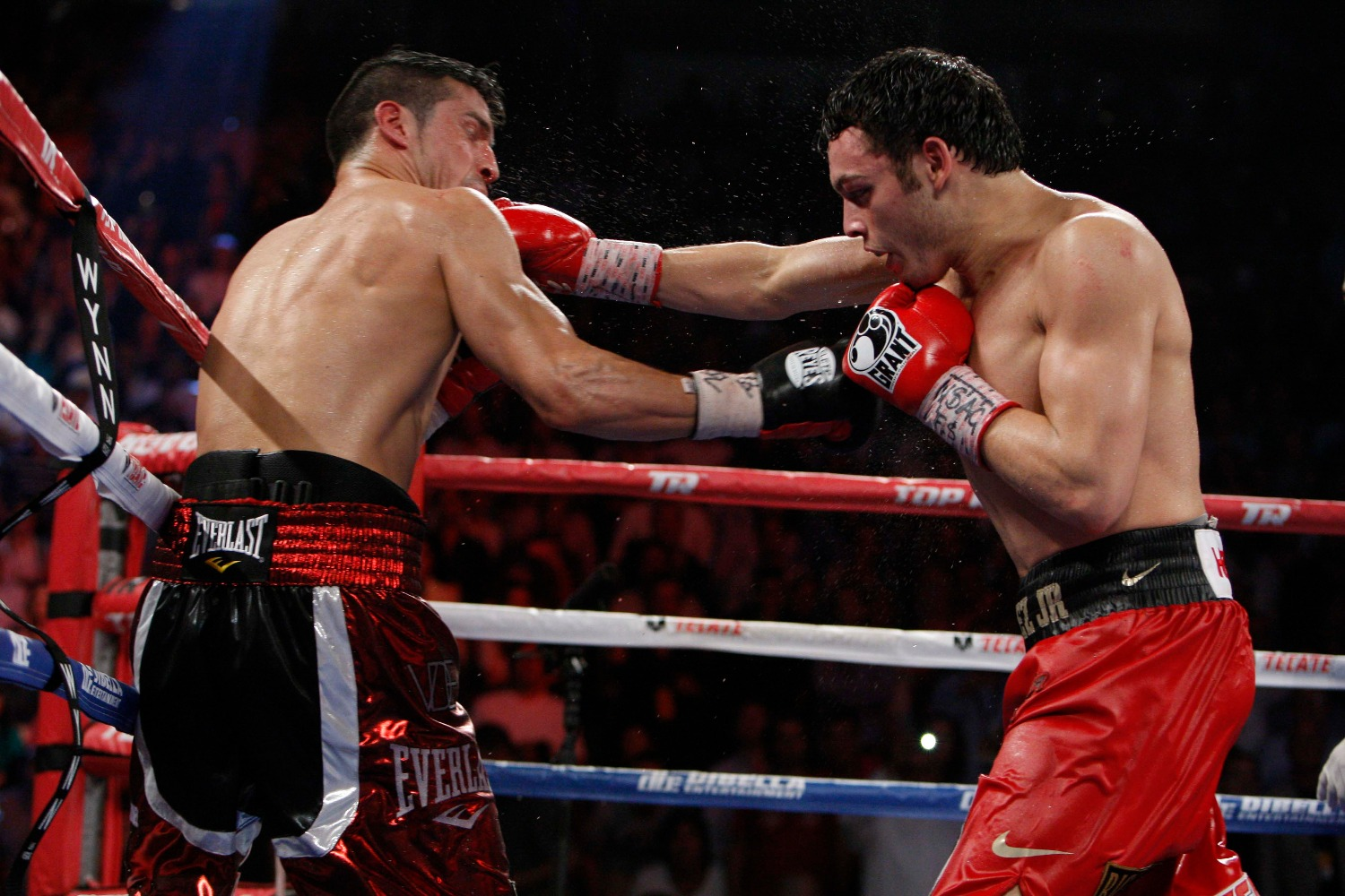 Sergio Martinez vs Julio Cesar Chavez Jr