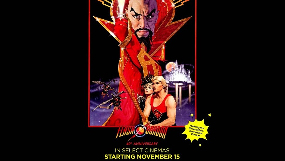 Flash Gordon Returning for 40th Anniversary Celebration | Hollywood Reporter