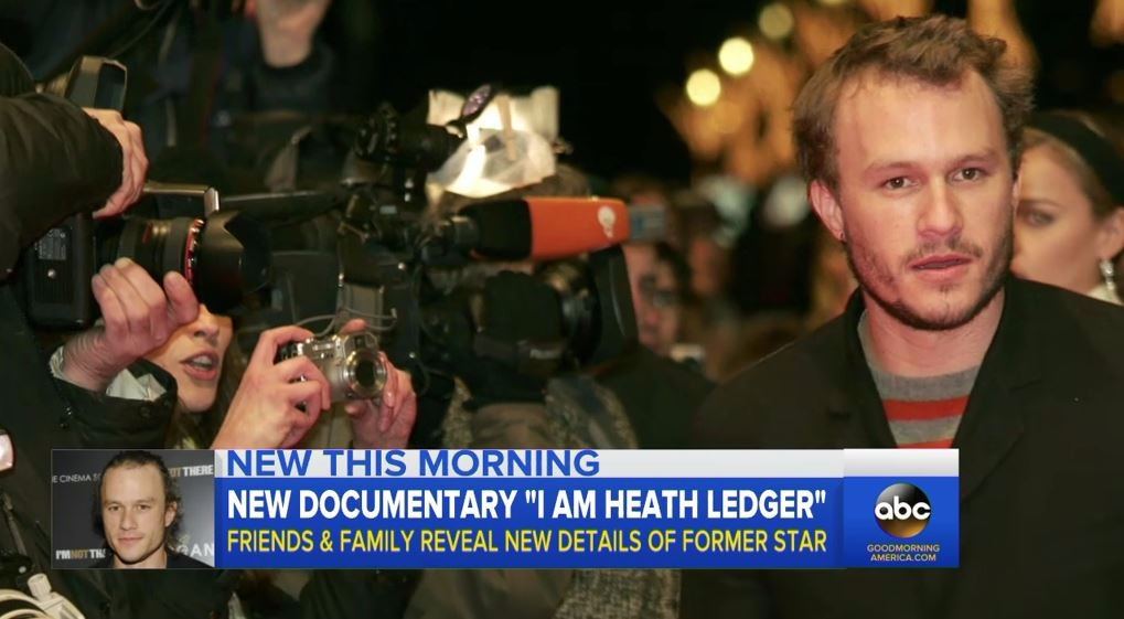 New documentary reveals intimate glimpse at Heath Ledger's life - Video