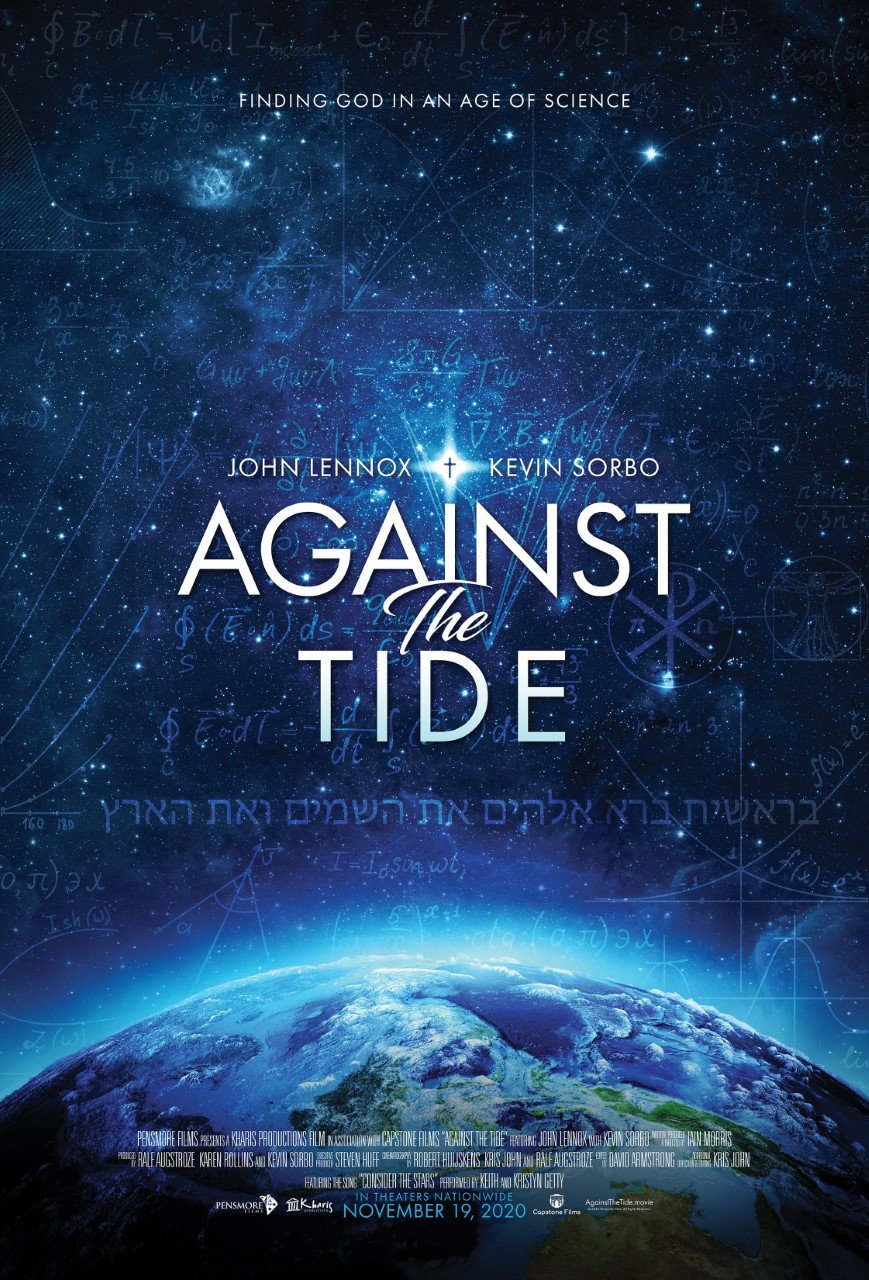 AGAINST THE TIDE: Finding God in an Age of Science | Movieguide | Movie Reviews for Christians