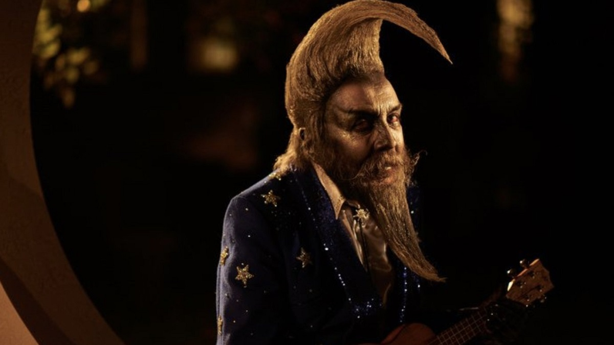 ALAN MOORE BRINGS MAGICAL CAMPY FANTASY IN THE SHOW CLIP