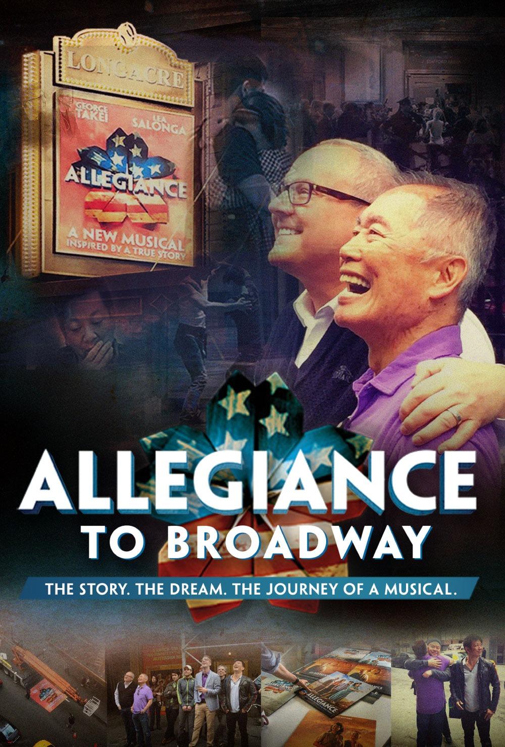 Allegiance to Broadway