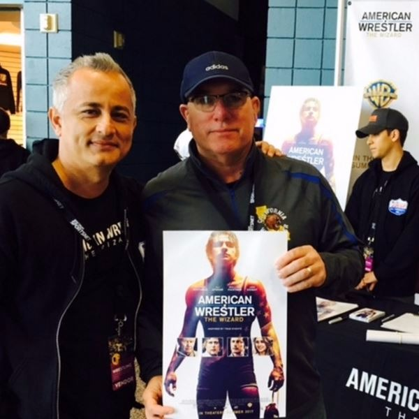TCW meets up with Ali Afshar, Actor/Producer of the upcoming movie, American Wrestler – The Wizard.