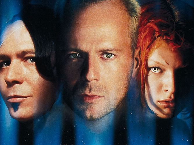 At 20, 'The Fifth Element' is still out of this world - CNET