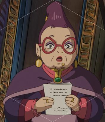 Headmistress Mumblechook