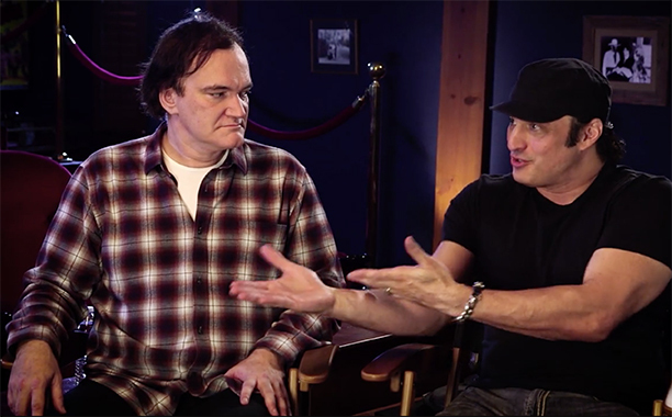 """Quentin Tarantino, Robert Rodriguez look back on \""""From Dusk Till Dawn\""""— exclusive clip"""