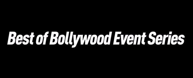 Best of Bollywood Event Series