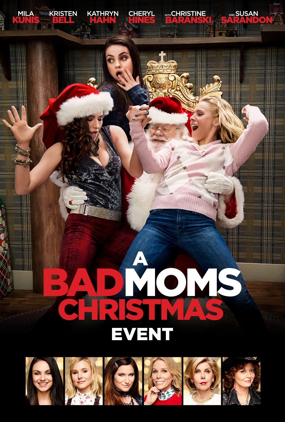 A Bad Mom's Christmas Event