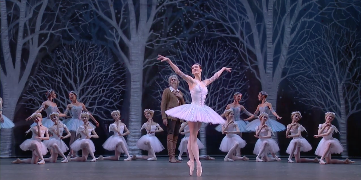 The Bolshoi Is on the Big Screen This Weekend And We Have an Exclusive Clip