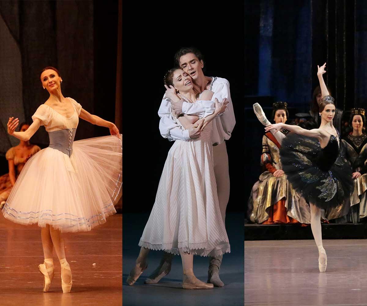 Bolshoi Ballet 2018 Summer Encores