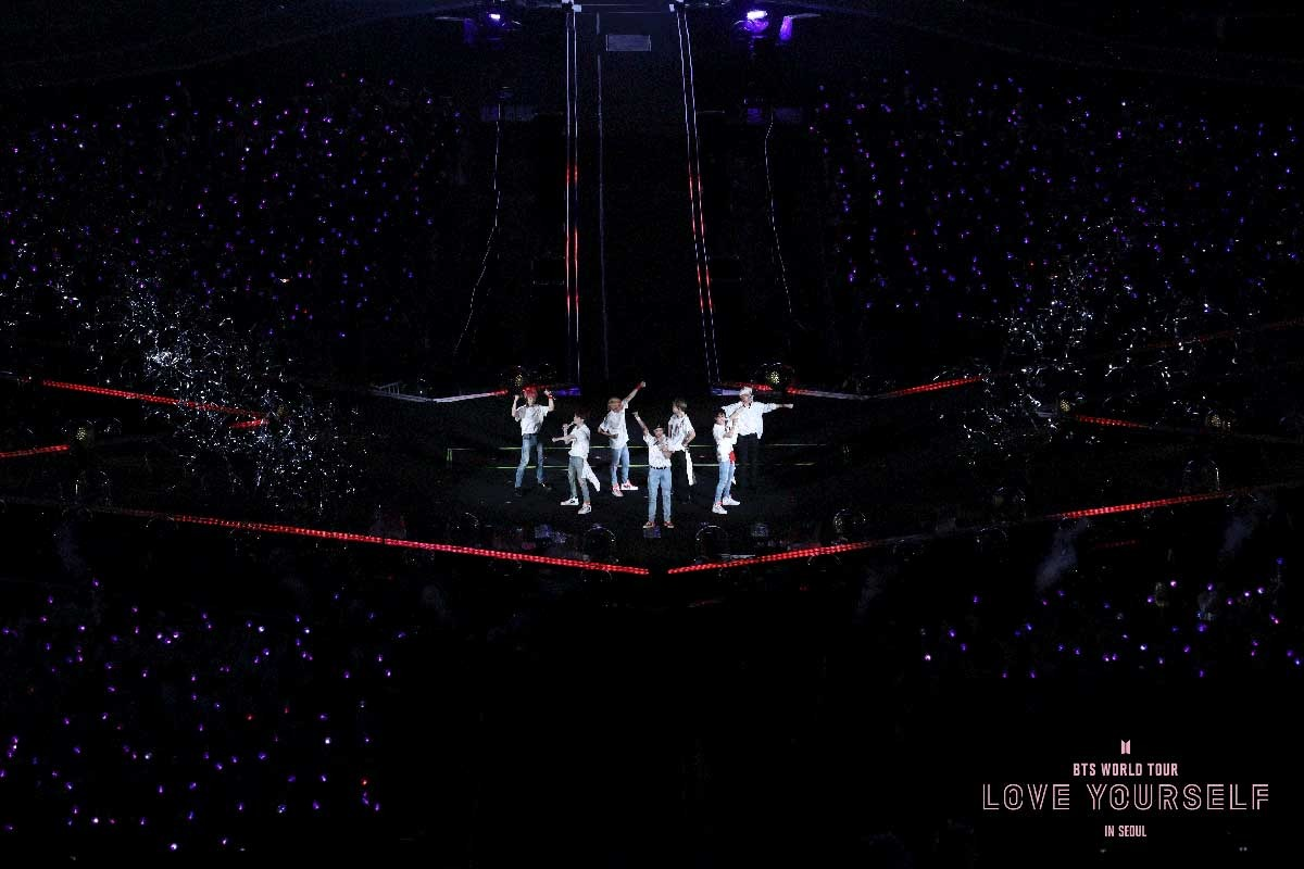 BTS World Tour Love Yourself In Seoul | Fathom Events