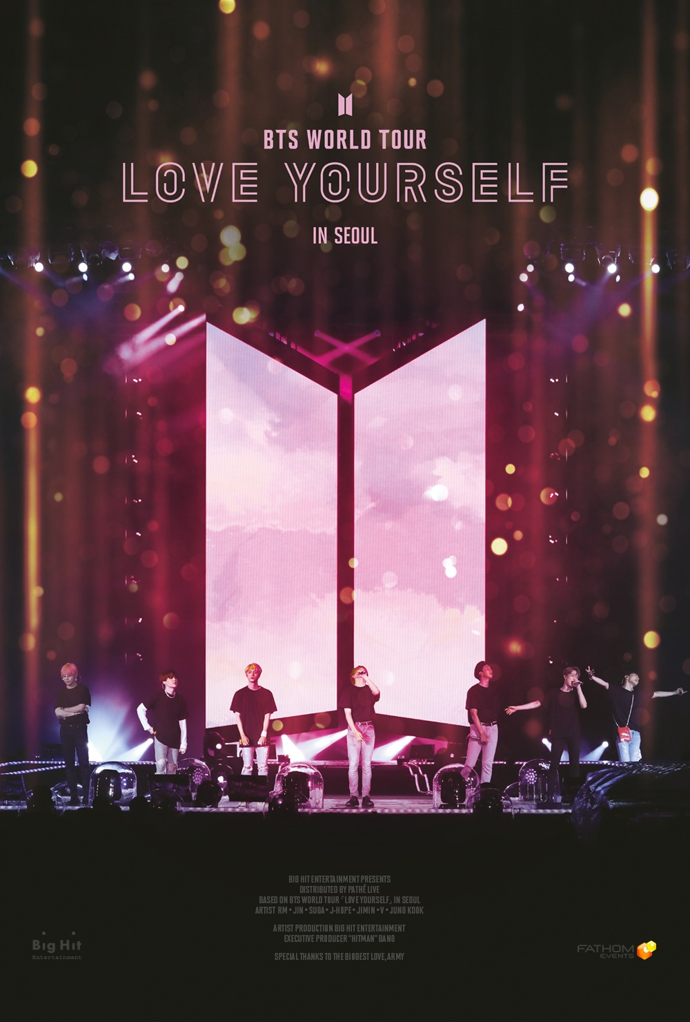 Bts World Tour Love Yourself In Seoul Fathom Events
