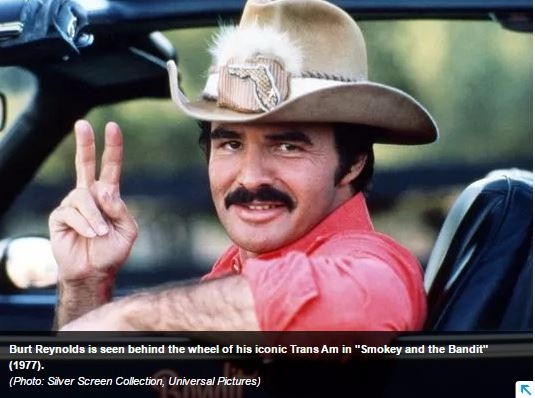 'Smokey and the Bandit' returns to the big screen to celebrate 40 years
