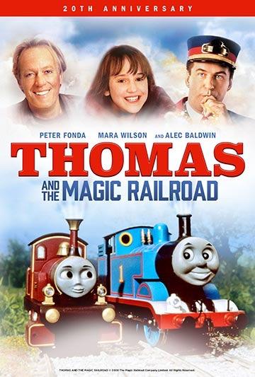 Thomas and the Magic Railroad 20th Anniversary Celebration