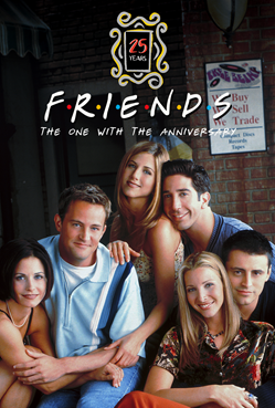 Friends 25th