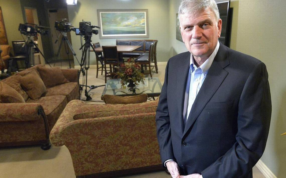 Franklin Graham hopes Ebola doc inspires 'army of Kent Brantlys' | The Star-Telegram