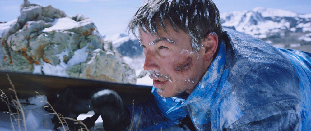 "Josh Hartnett as Eric LeMarque in the action/inspirational film ""6 BELOW"" a Momentum Pictures release. Photo courtesy of Momentum Pictures."